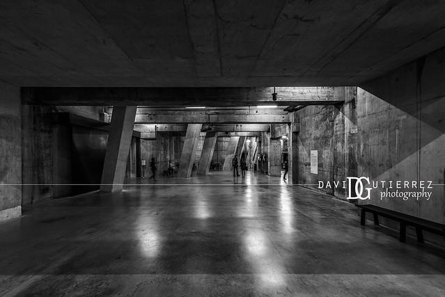 Halloween Vibes - Switch House, Tate Modern, London, UK