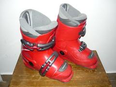 Dětské lyžařské boty ATOMIC 18,5cm - titulní fotka