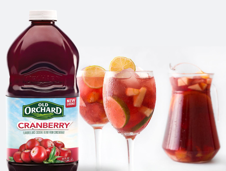 2 Old Orchard Cranberry Juice - Gen-zel She Sings Beauty