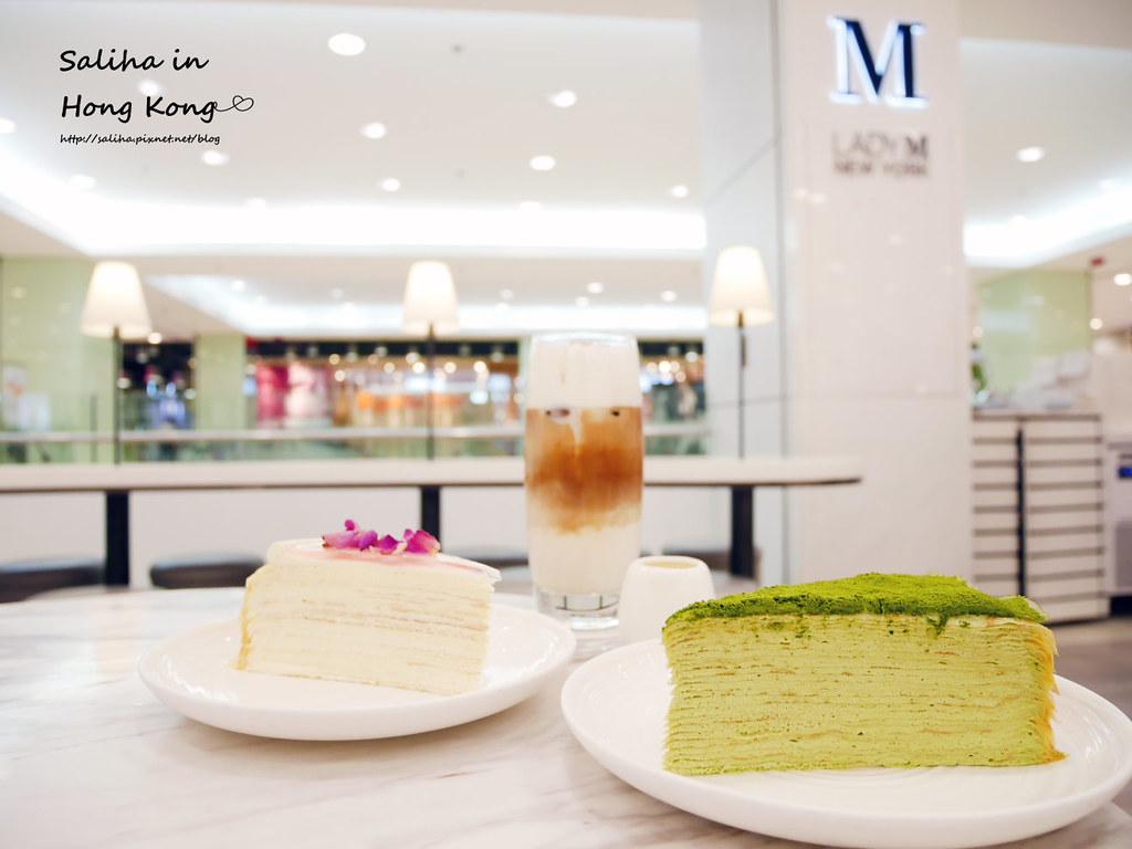 香港lady m分店海港城蛋糕種類推薦 (16)