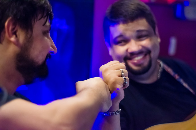 Duo - Sando Vales & Márcio Silva (28/10/2017)