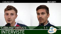 Cjarlins-Virtus V. del 05-11-17