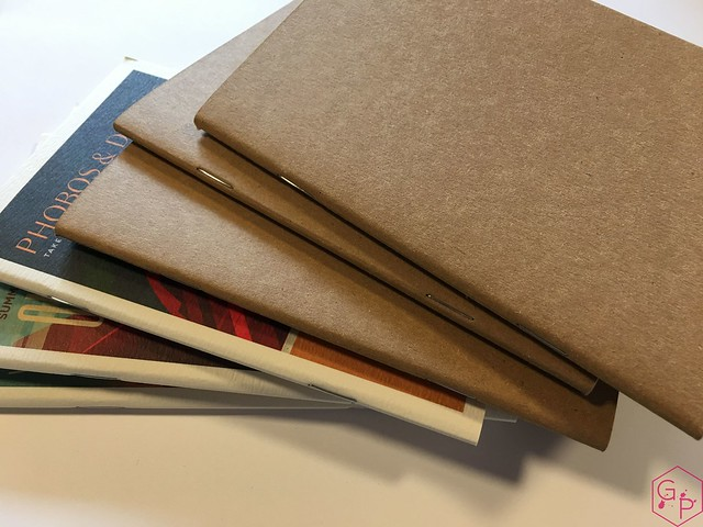 Review @BackPocketCo Pocket Notebooks 4