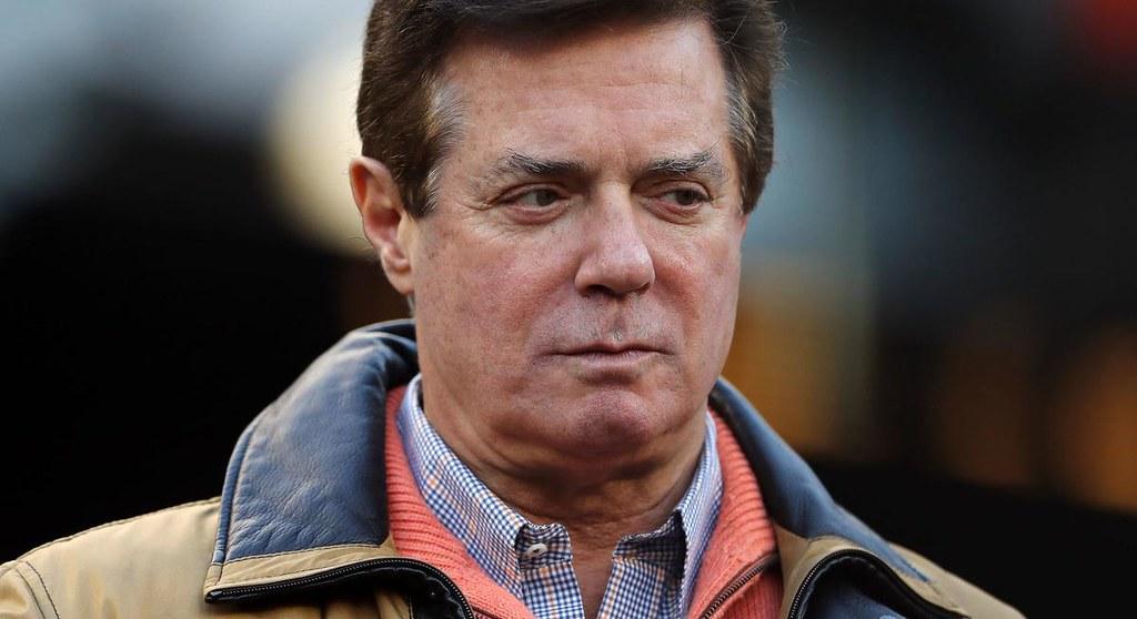 FBI Probe Of Paul Manafort Focuses On 13 'Suspicious' Wire Transfers