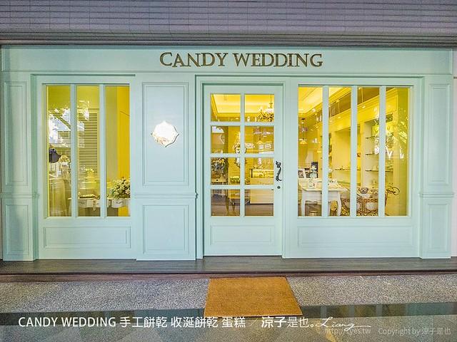 CANDY WEDDING 手工餅乾 收涎餅乾 蛋糕 1
