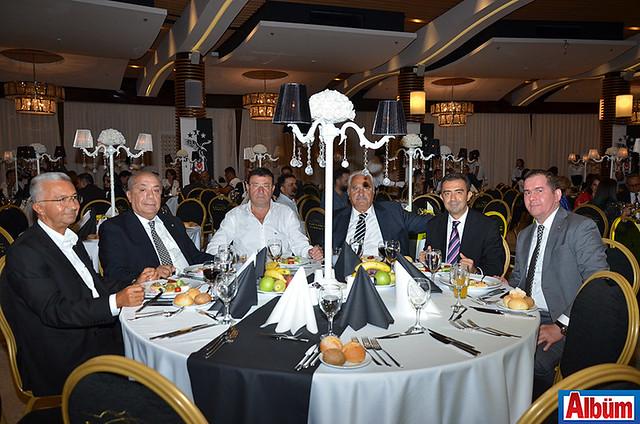 Alanya Beşiktaşlılar Derneği Balo- Gold city Hotel