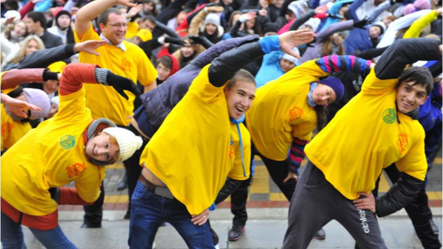Спортивно-массовое мероприятие «Фестиваль Здоровья»