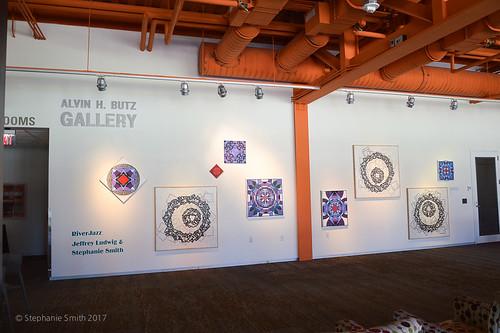 2015 RiverJazz Exhibition - ArtsQuest Center at SteelStacks
