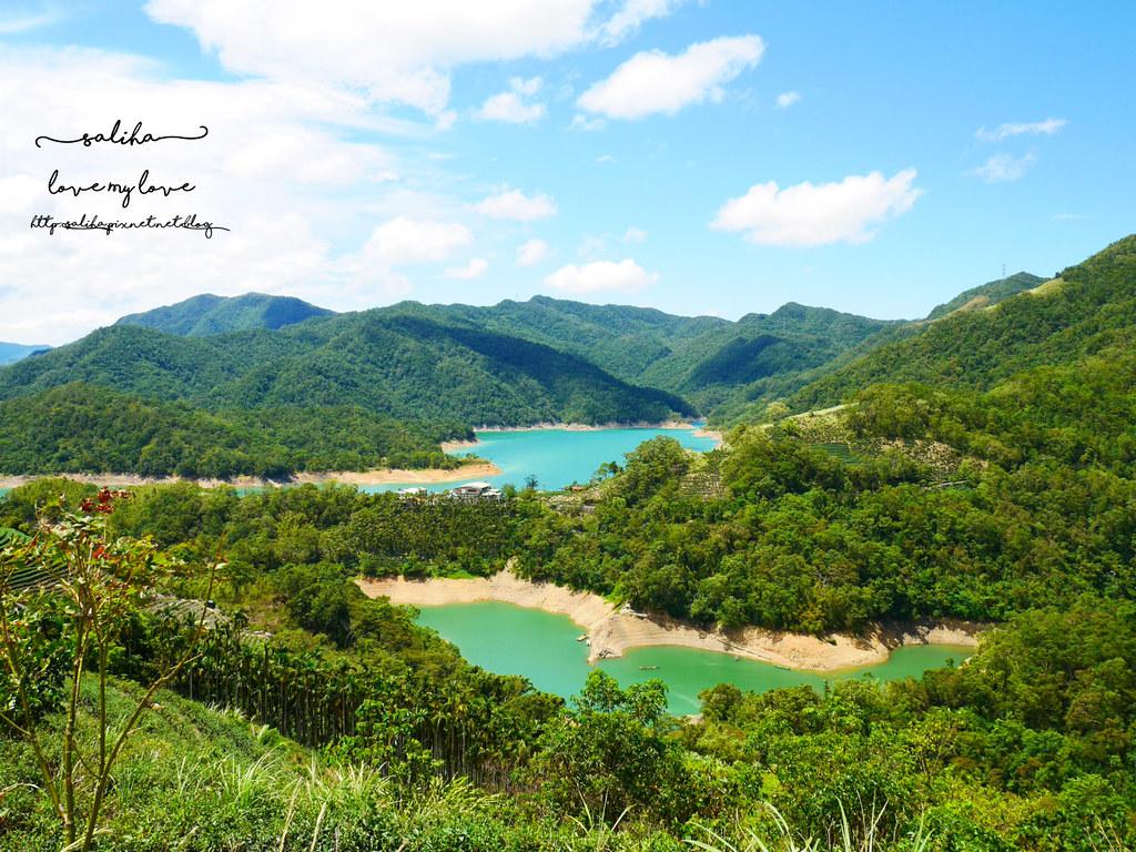 新北一日遊景點推薦石碇千島湖八卦茶園絕美必玩 (3)