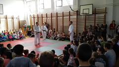 2017. 09. 26. Judo bemutató az alsó tagozat számára kedvcsinálásképpen