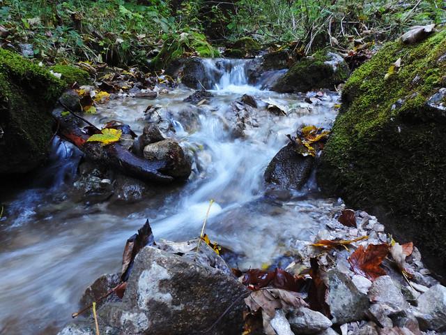 Autumn in Slovak Paradise National Park