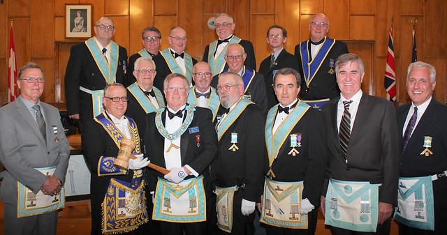 2017 10 02 Fraternal Visit to Dundurn Lodge