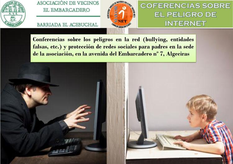 Conferencia sobre el peligro de internet2