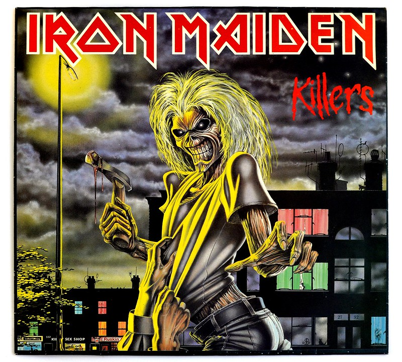 A0373 Iron Maiden Killers