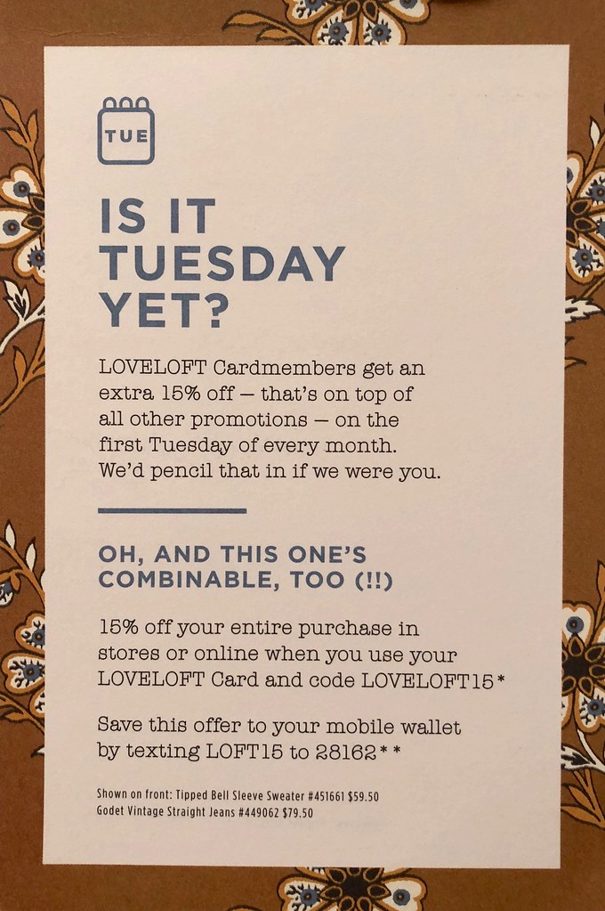 LOVELOFT15 coupon