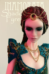 Shadowlands Collection - Inamorata Fyre OOAK