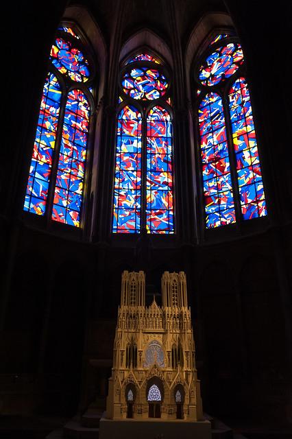 Notre-Dame de Reims, Reims, France