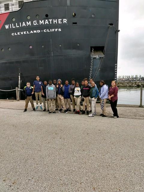 8th Grade Omnimax Trip 10.12.17