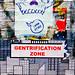 Gentrification zone