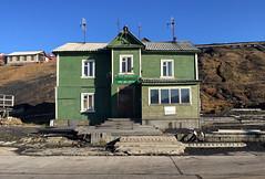 Barentsburg Port Sea Office IMG_2855