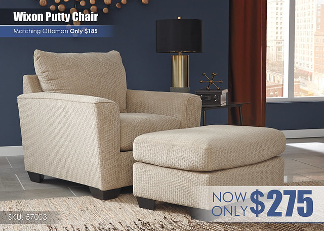 Wixon Putty Chair_57003