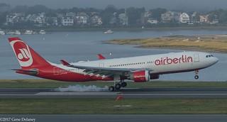 Air Berlin PLC & Co Luftverkehrs KG, D-ALPH, 2006 Airbus A330-223, MSN 739