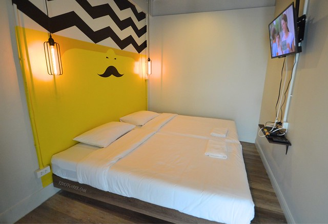 brb hostel bangkok silom private room