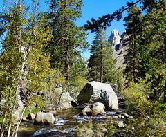 Bishop Creek, Sierra Nevada, CA 9-17