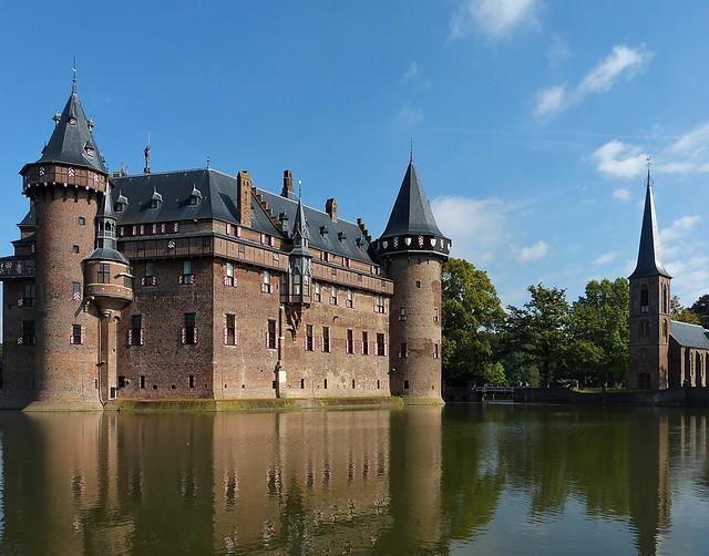 De Haar Castle and Chapel