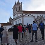 2017-09-27 - Pellegrinaggio a Fatima e Santiago de Compostela (visita monastero Nazarè)