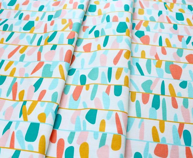 Moda Fabrics Wild Nectar 11803-11 Vanilla