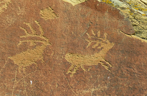 Legend Rock Petroglyphs #20