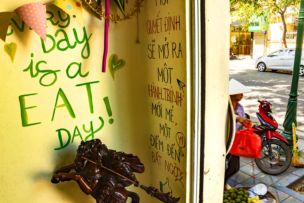 Every day is a EAT day--Hanoi