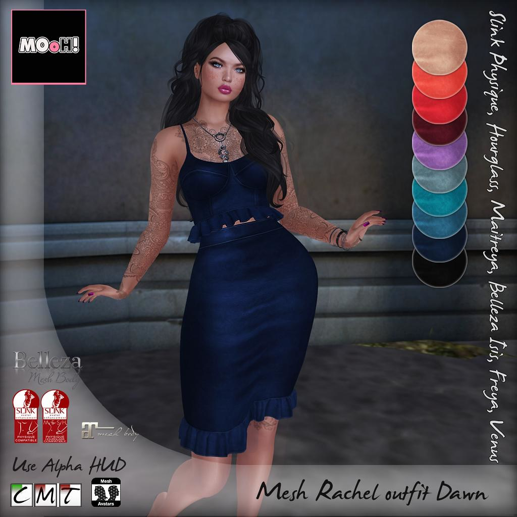 Rachel outfit dawn - TeleportHub.com Live!