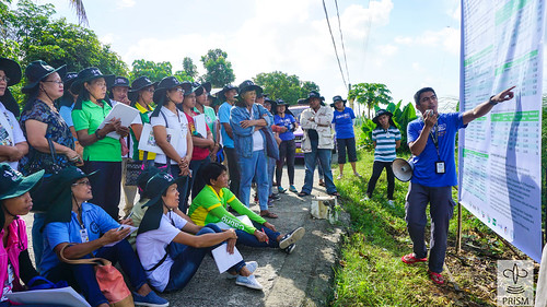 Farmers' Field Day: Management of Rice Blast