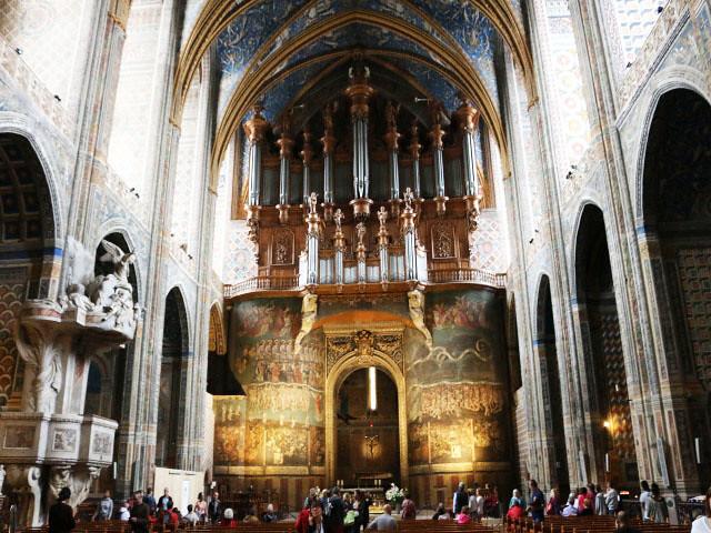 catedrala st cecile obiective turistice albi 2