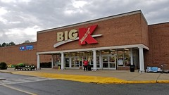 Big Kmart in Prince Frederick, Maryland