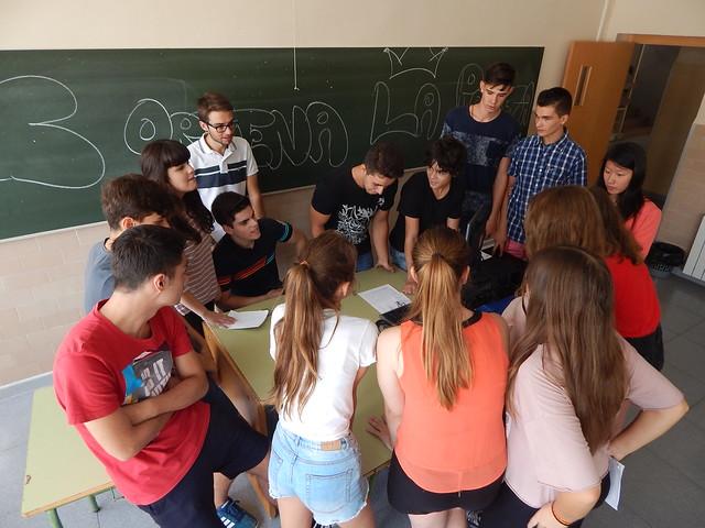 Día de la Patrona - Centro de Bachillerato 2017-18
