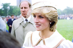 Princess Diana - Royal Visit to Halifax, Nova Scotia - June 1983