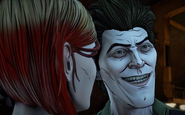 Batman Enemy Within Episode 2 - Harley en Joker