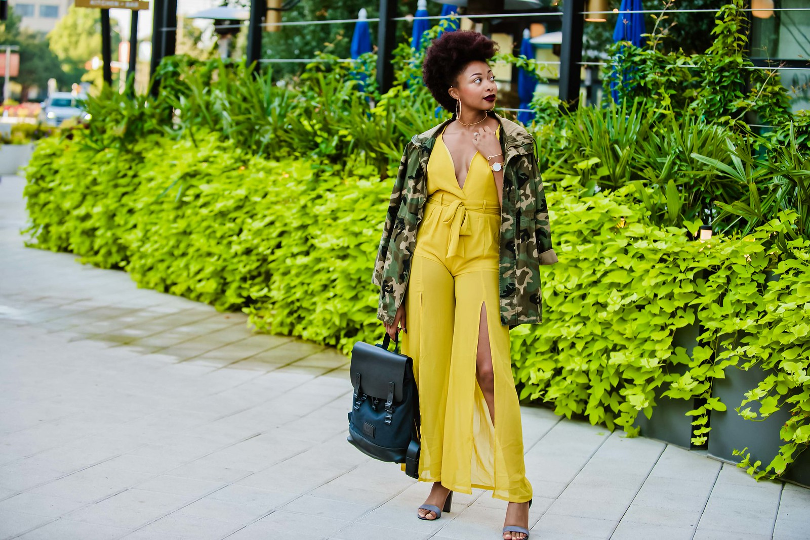 how to elevate a jumpsuit