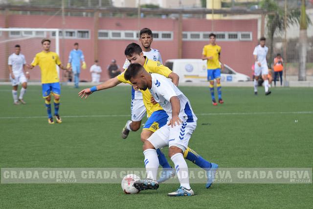 "UDLP ""C"" (1-0) CD Tenerife ""B"""