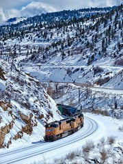 Winter in Price Canyon