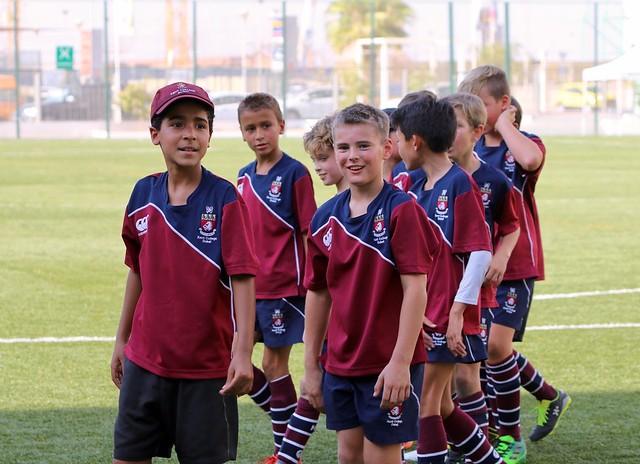 Year 6 Football Tournament: Sept 2017