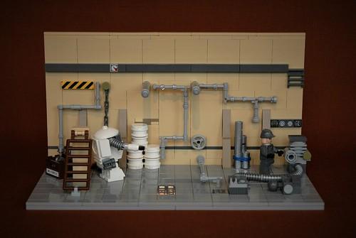 Ma.Ktober - S.A.F.S repair bay