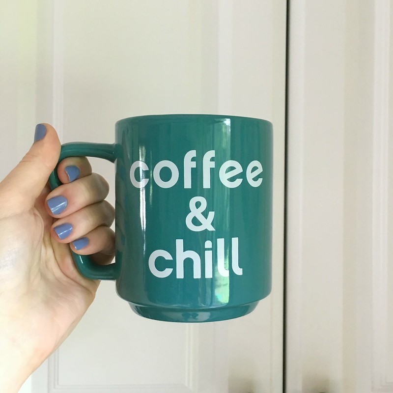 coffee and chill mug