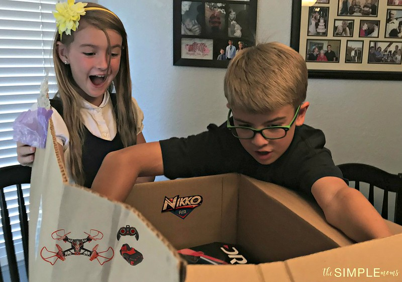 Excited about their Nikko Air drone