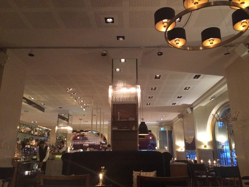 Hotel Diplomat Stockholm Bar