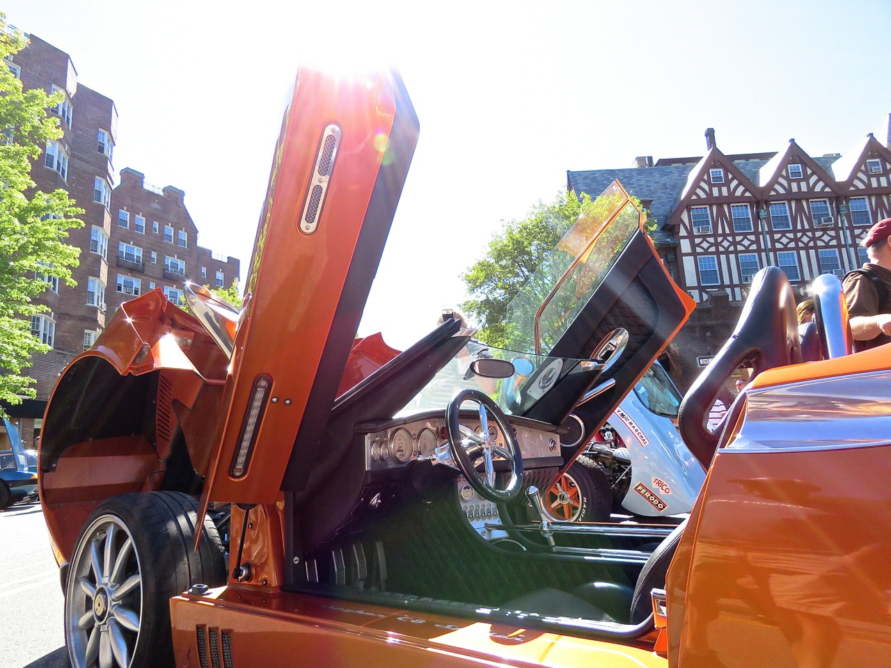 Spyker C8 Spyder Scarsdale 2