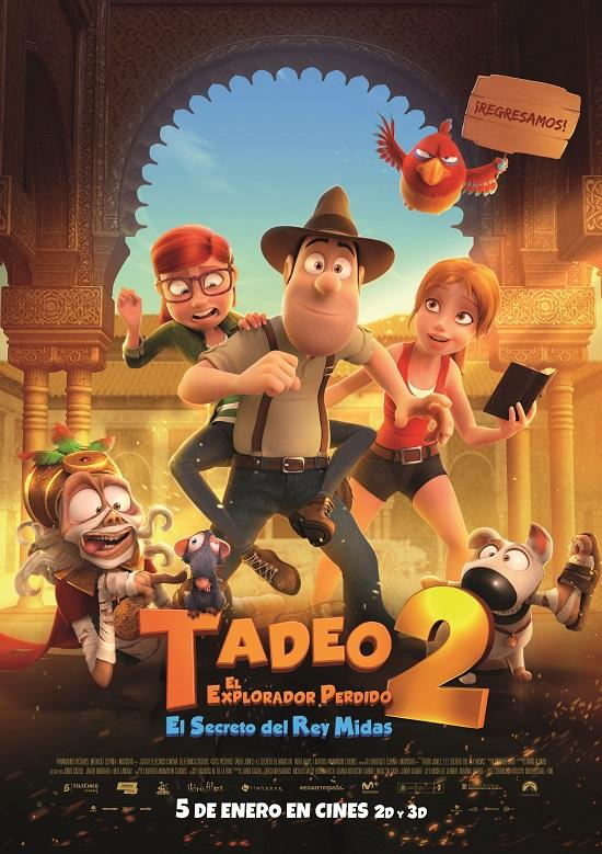 2018.01.05 TADEO EL EXPLORADOR 2